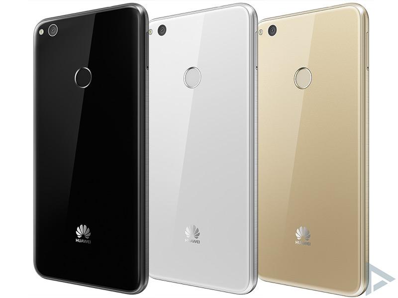 Huawei P8 Lite 2017 achter