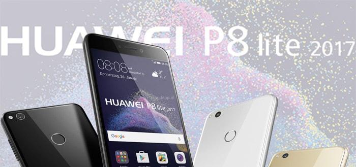 Huawei P8 Lite (2017): prachtige, uitgebreide smartphone met Android Nougat voor €249