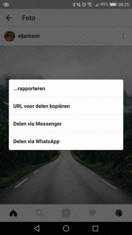 Instagram Messenger WhatsApp