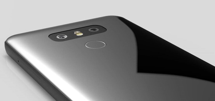 LG stuurt uitnodigingen uit voor aankondiging LG G6