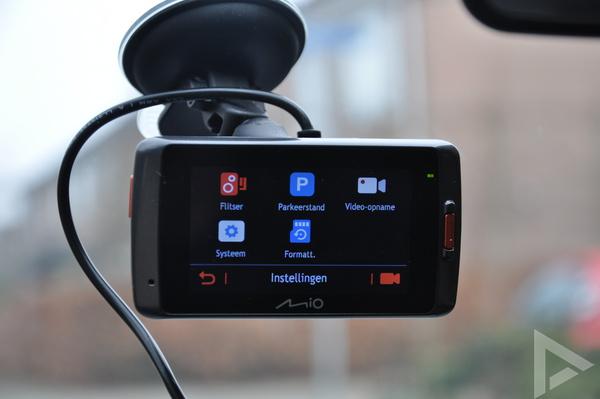 Mio MiVue 658 WiFi Touch