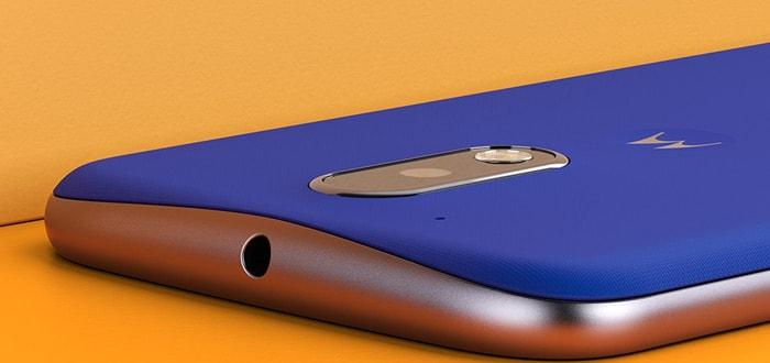 Duidelijke foto Moto G5 Plus onthult 'kleiner' beeldscherm en 12 megapixel camera