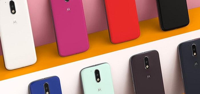 Moto G4 (Plus) krijgt beveiligingsupdate februari 2018
