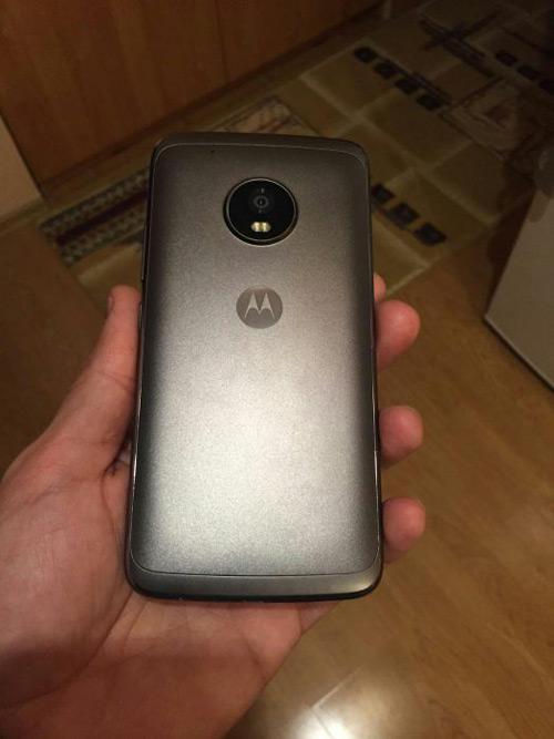 Moto G5 prototype