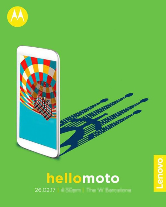 Moto MWC 2017