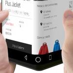 Samsung's opvouwbare smartphone aanstaande: vertoning op 7 november