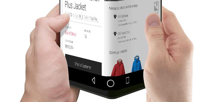 Samsung en LG komen nog dit jaar met opvouwbare smartphones