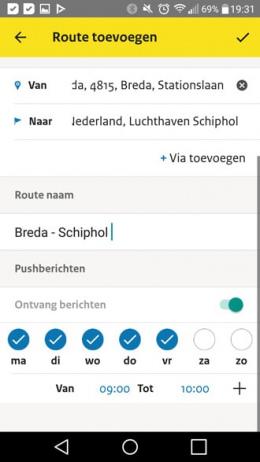Rijkswaterstaat Actueel app