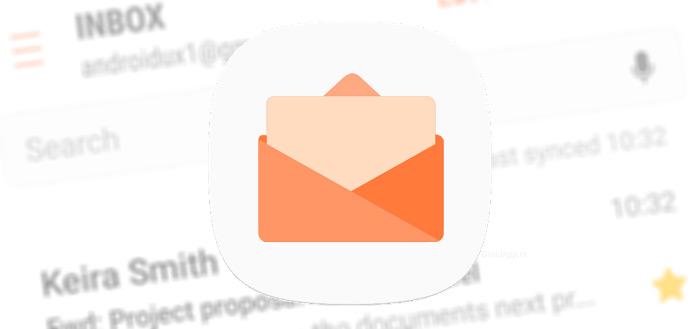 Samsung E-mail app vanaf nu in de Play Store te vinden