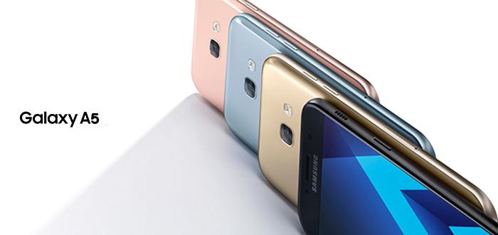 Samsung Galaxy A5 (2017) krijgt Android 7.0 Nougat update in Nederland