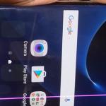 Samsung Galaxy S7 Edge gebruikers melden paars-roze streep over het display