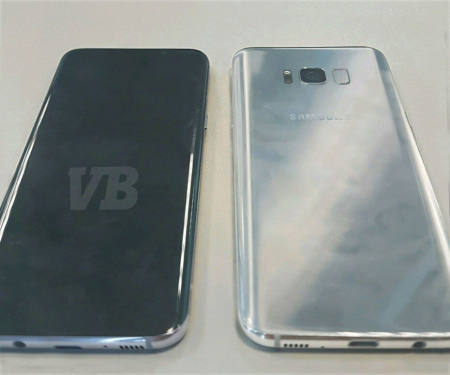 Galaxy S8 aankondigingsdatum