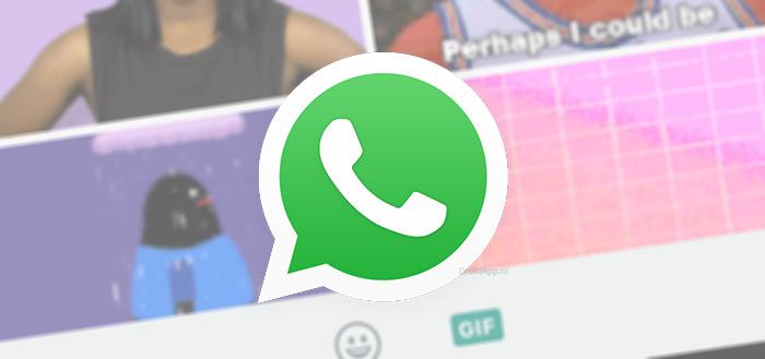WhatsApp 2.17.6: gifjes versturen via Giphy en meer verbeteringen (+ APK)