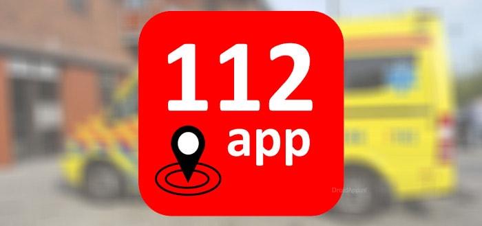Afbeeldingsresultaat voor 112 app