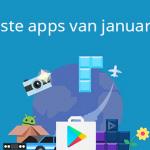 De 8 beste apps van januari 2017