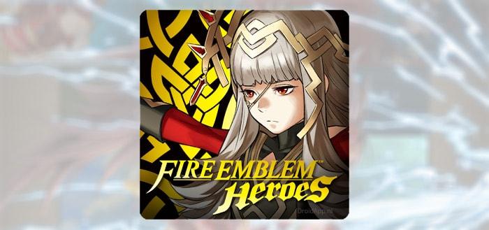 Fire Emblem Heroes van Nintendo vanaf nu te downloaden uit de Play Store
