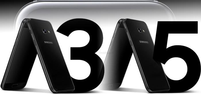 Samsung Galaxy A3 (2017) en Galaxy A5 (2017) nu te koop in Nederland: alle details