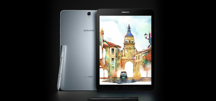 Samsung Galaxy Tab S3 ontvangt update naar Android 8.0 Oreo