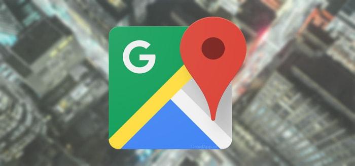 Google Maps rolt rolstoeltoegankelijke routes uit via app