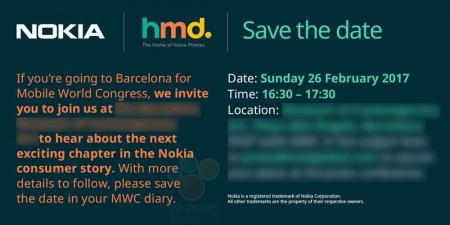HMD Global MWC 2017 Nokia