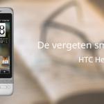 De vergeten smartphone: HTC Hero