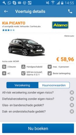 Happycar app