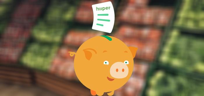 Met de app Hiiper bespaar je geld op je boodschappen