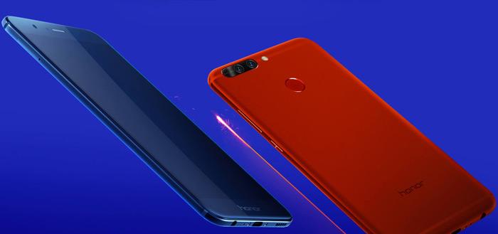 Honor V9 aangekondigd: erg interessante en complete smartphone