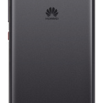 Huawei P10 zwart achter