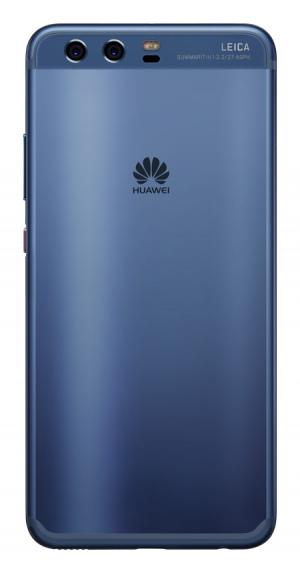 Huawei P10 blauw achter
