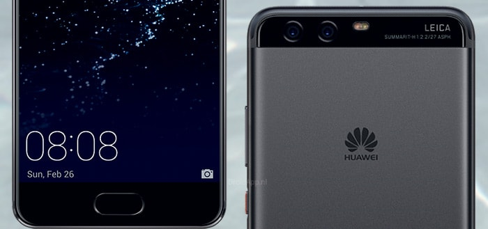 Huawei P10 en P10 Plus officieel aangekondigd: fris design met betere camera