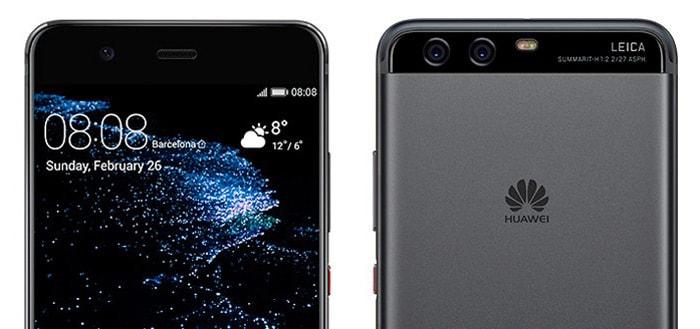 Eindelijk: duidelijke persrender toont nieuwe Huawei P10 in volle glorie