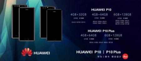 Huawei P10 presentatie