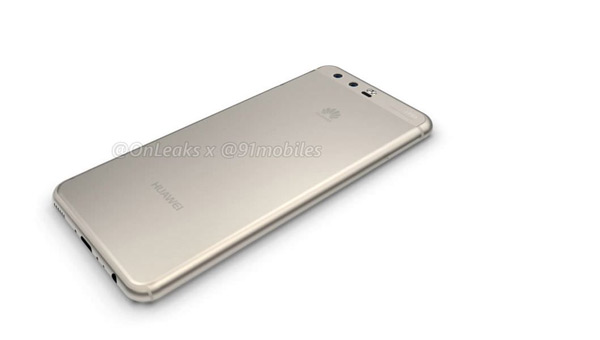 Huawei P10 render