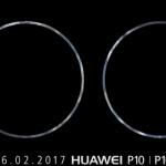 Huawei toont kleurrijke video-teaser voor Huawei P10 en P10 Plus
