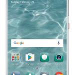 Huawei P10 zilver voor
