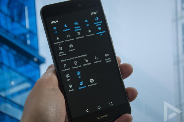 Huawei P8 Lite (2017) tegels