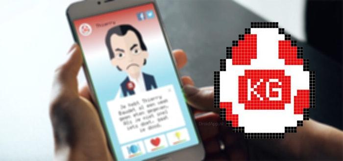 Arjen Lubach lanceert Kamergotchi app: verzorg de lijsttrekkers