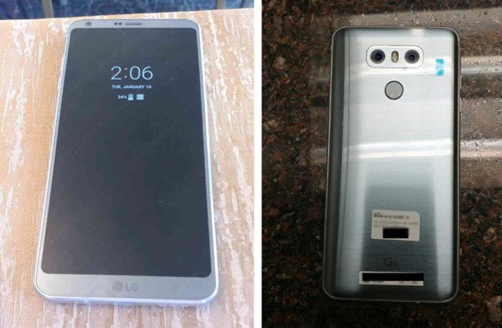 LG G6 Always-On Display