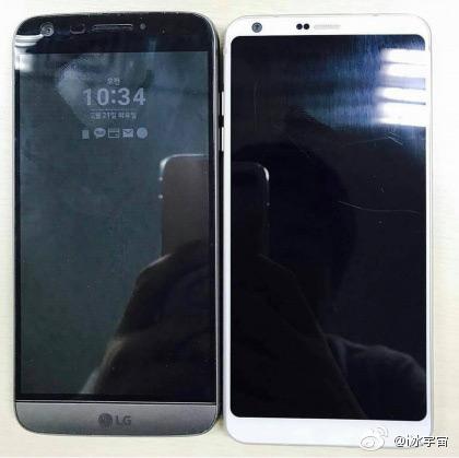 LG G6 G5