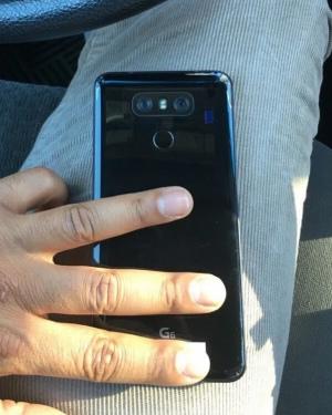 LG G6 glas