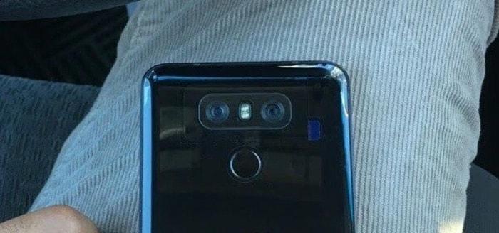'LG G6 te zien op nieuwe foto's: komt met metalen én glazen behuizing'