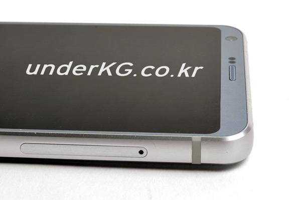 LG G6 metaal