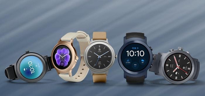 LG en Google presenteren nieuwe smartwatches: LG Watch Style en Watch Sport