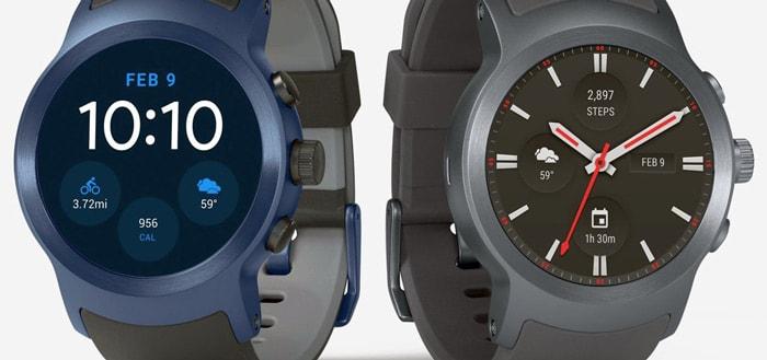 LG Watch Sport volledig uitgelekt: hoge resolutie foto opgedoken