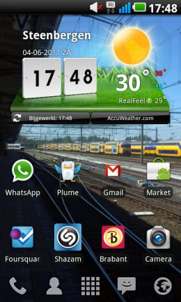 LG P990 Optimus 2X Speed