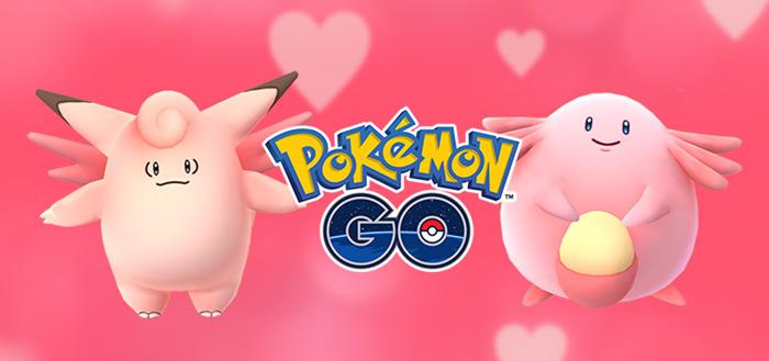 Pokémon Go Valentijnsdag evenement start vandaag