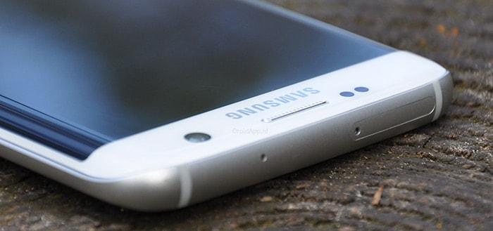 Secure Folder verschijnt online voor Samsung Galaxy S7 reeks