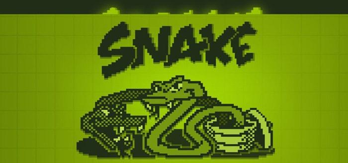 Nokia laat je nu 'Snake' spelen via Facebook Messenger