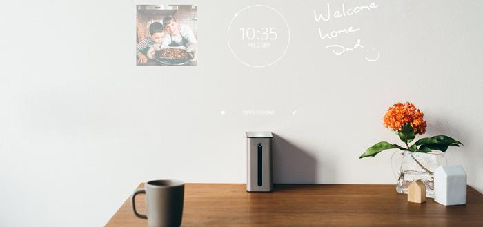 Xperia Touch: geavanceerde projector van Sony verandert 'alles' in een touchscreen